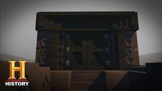 Ancient Aliens: Solving the Mystery of Puma Punku's Stone Blocks (Season 9) | History