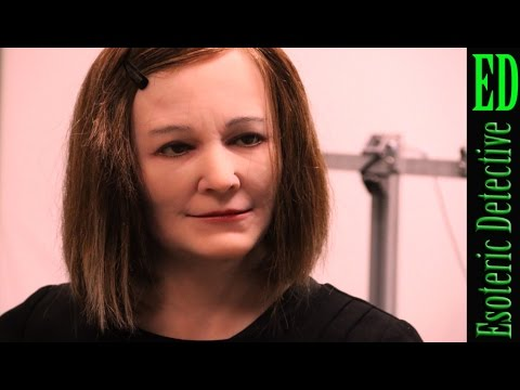 Robot Nadine looks ALMOST HUMAN and can perform ALMOST ALL the roles of a real HUMAN RECEPTIONIST.