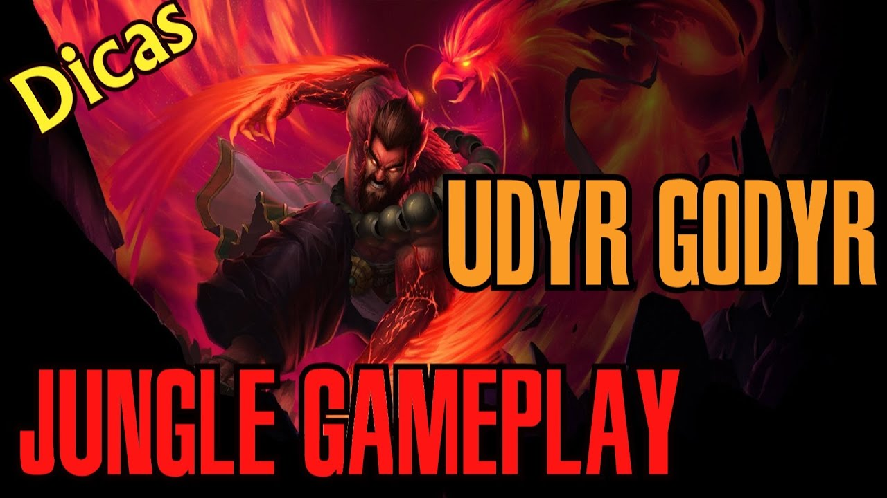 League of legends udyr patch history
