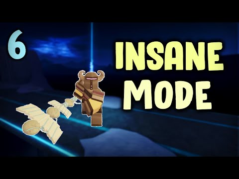 Insane Mode Is TOO EASY... Noob To Pro #6 | Dungeon Quest Roblox