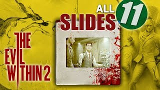 The Evil Within 2 | All 11 Photographic Slide Locations + Slide Dialogue (Collectible Guide)