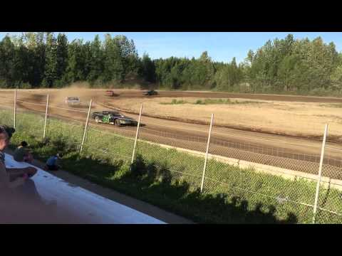 6/13/2015, B Stock Heat 2, Capitol Speedway, Willow Alaska