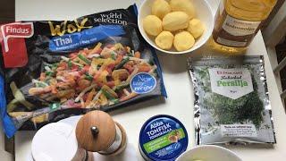Суп из тунца консервированного