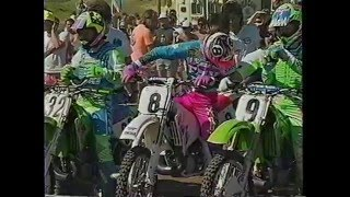 1990 U S  Outdoor Mx Nationals Gainsville, FL Round 1
