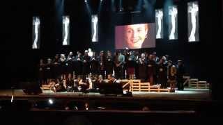 Não Chores por mim Argentina - Espetáculo Vozes da Primavera 20 anos