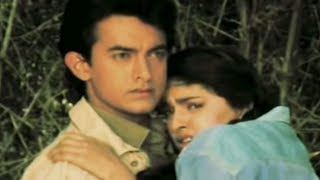 Aamir Khan, Juhi Chawla, Daulat ki Jung - Scene 18/24