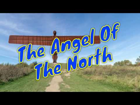THE ANGEL OF THE NORTH, ENGLAND | 10 Amazing facts that you should know !