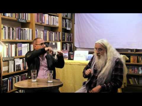 Jean-Jacques Lemêtre en Librerìa Las Mil y Una Hojas (Buenos Aires)