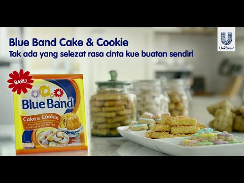 Blue Band 2016 – Perpaduan Sempurna Margarine dan Butter di Blue Band Cake and Cookie