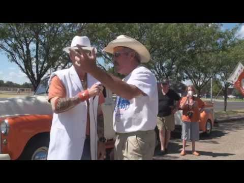 """""""Road Trip to Lubbock - Texas vs Texas Tech 2010"""" Episode 1 of The Bling Johnson Show"""