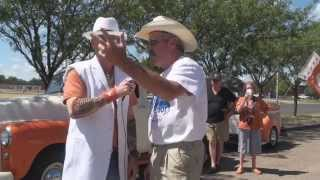 """Road Trip to Lubbock - Texas vs Texas Tech 2010"" Episode 1 of The Bling Johnson Show"