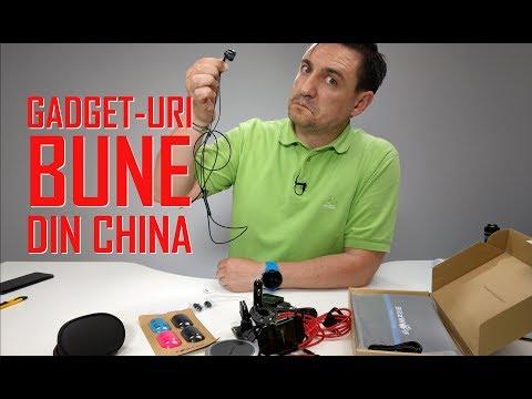 UNBOXING Gadget uri Blitzwolf Da, iar mi am luat gadget uri din China