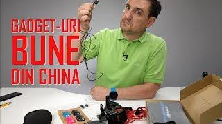 UNBOXING Gadget-uri Blitzwolf – Da, iar mi-am luat gadget-uri din China