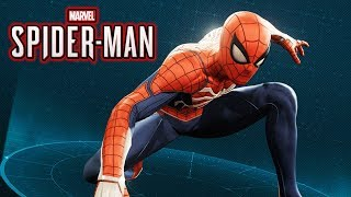 Spider-Man Ps4 - Advanced Suit Gameplay Showcase