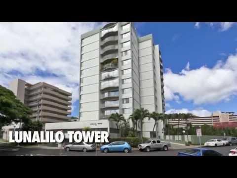 Lunalilo Tower - 710 Lunalilo Street