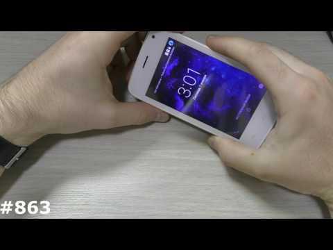 Hard Reset и Прошивка Digma Linx A400 3G