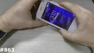 видео Ремонт Digma LINX A420 3G