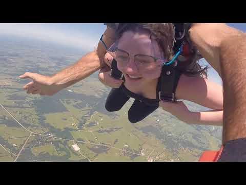 Tandem Skydive | Ashlyn from Fort Worth, TX
