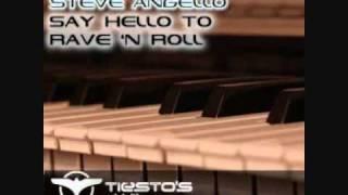 Martin Solveig Feat. Dragonette vs. Steve Angello - Say Hello To Rave n