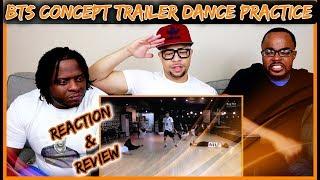 Baixar BTS (방탄소년단) 'Concept Trailer' Dance Practice | REACTION & REVIEW!