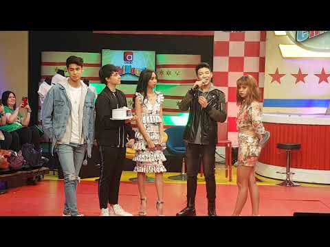 Darren Espanto celebrates birthday on ASAP Chill Out