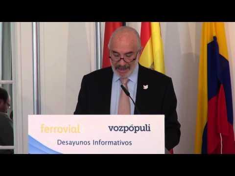 Desayuno Embajador de Colombia, Alberto Furmansky - Executive Forum