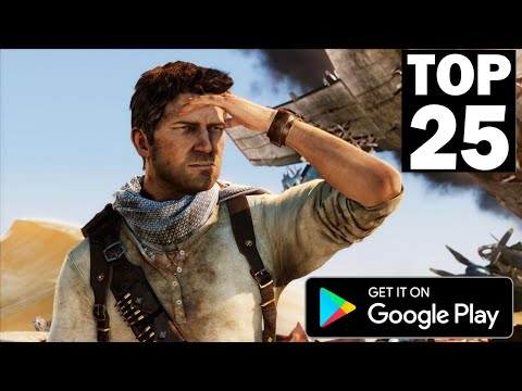 Top 25 Android Games in 2018   High Graphics  