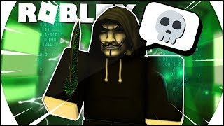 O DEUS DO HACKER no MURDER MYSTERY 2 - ROBLOX 😱