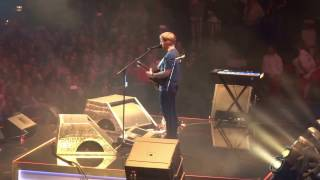 "Ed Sheeran ""What Do I Know?"" live in Hamburg"