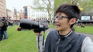 一亿像素的相机