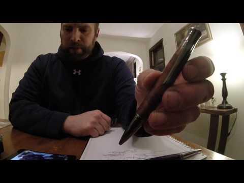 Emperor Ballpoint Pen Kit Review