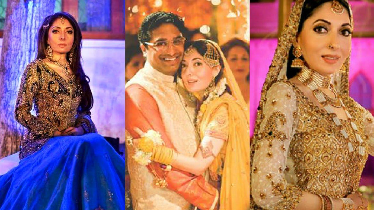 Sharmila Farooqi Wedding Pictures 2015  YouTube