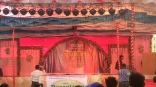 Navin Kodam   Rupantaran 2k17   Swayam siddhi college   STEPPERS vr1   Bhiwandi