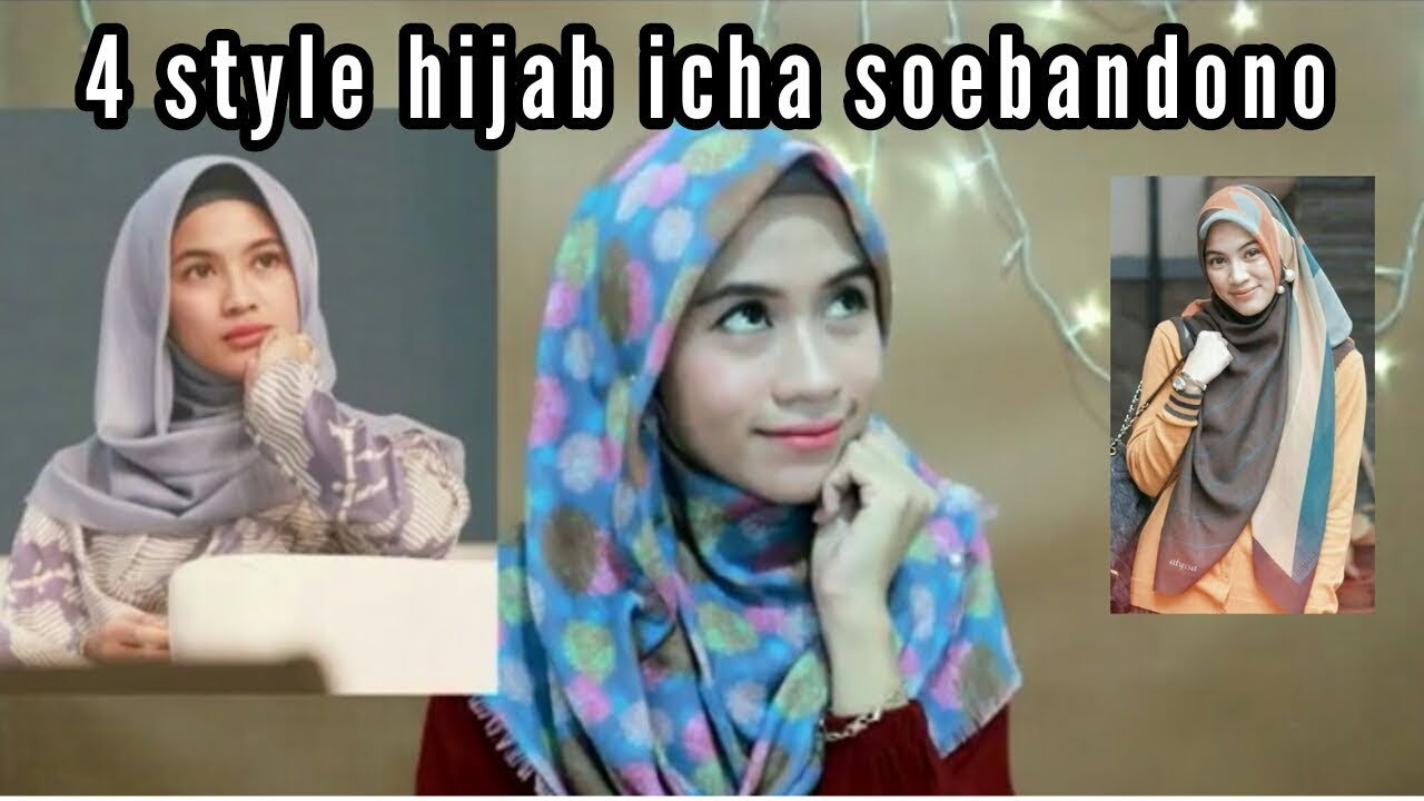 Tutorial Hijab Ala Alyssa Soebandono Youtube