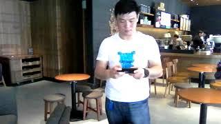 Mi Drone Mini Actual Video Footage 720p