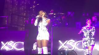 Xscape My little Secret live