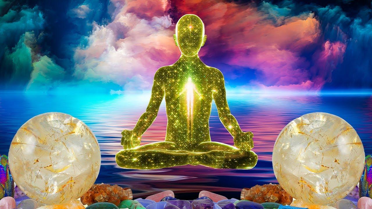 Pure Clean Positive Energy Vibration, Chakra Healing Music To Raise  Dopamine Levels - YouTube