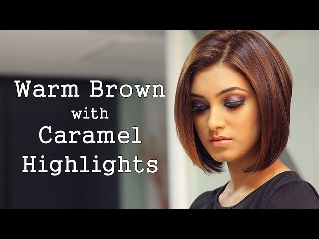 How To Warm Brown Hair With Caramel Highlights Youtube,Child Bedroom Furniture Design Ideas