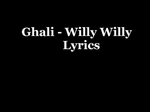 Ghali - Wily Wily Lyrics