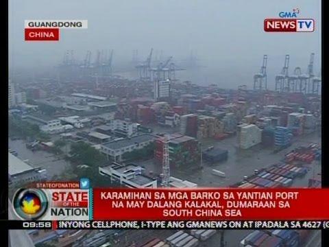 SONA: Sigalot sa West Phl Sea, malabo raw mapag-usapan sa muling pagbisita ni Pres. Duterte sa China