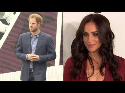 Is Prince Harry Going To Tie The Knot With His New Actress Girlfriend?