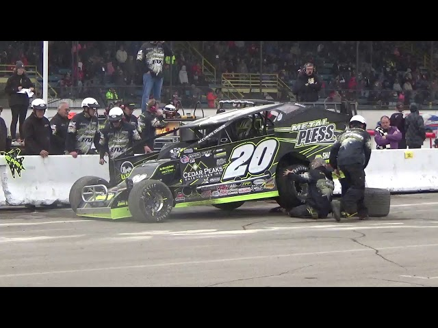 RPW SDW 2018 Brett Hearn pitstop lap 170