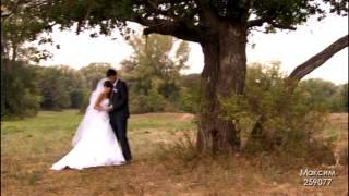 Романтичное видео, Юлия & Алексей.mpg