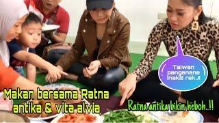 Download lagu Heboh..!! Ratna Antika & Vita Alvia Makan Bersama Bmi Taiwan Sebelum perfom di Guanyin