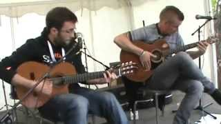 ShowHawk Duo - Acoustic Tribute to Daft Punk