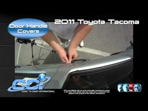 Toyota Tacoma 2011 Trim Package