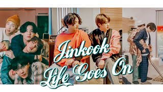 Jinkook - Life Goes On [Official MV, Vlive, 'BE' Comeback Countdown ]
