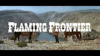 "Karl May: ""Flaming Frontier"" - Trailer (1965)"