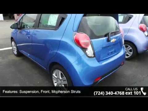 2014 Chevrolet Spark LT   Baierl Chevrolet   Wexford, PA .
