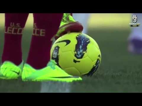 Juventus, tutti i goals dello scudetto - campione d'Italia 2012 (38 minuti) - part. 1